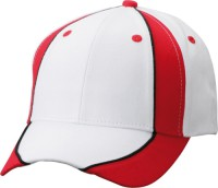MB135 white / red
