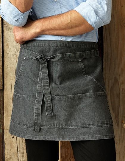 Jeans Stitch Denim Waist Apron Premier PR125