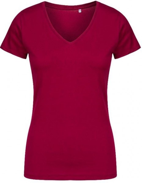 Ladies' X.O V-Neck T-Shirt Promodoro 1525