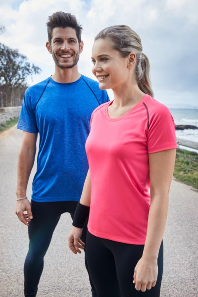 Ladies' Sports T-Shirt James&Nicholson JN495