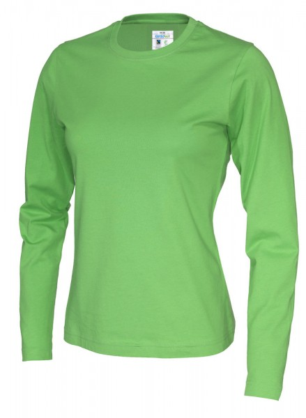 Cottover 141019 T-Shirt LS Lady 100% Organic Baumwolle