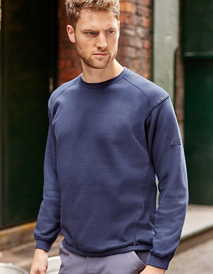 Russell 013M Workwear Sweatshirt Rundhalsausschnitt
