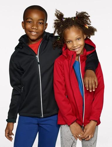 Hakro Kids Softshell Jacke Nelson 0630
