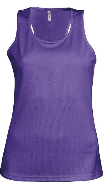 ProAct Damen Sport Shirt ärmellos PA442